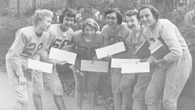 Pioneer Women's Honor G - 1950