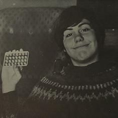 Susie Kaesar in 1969