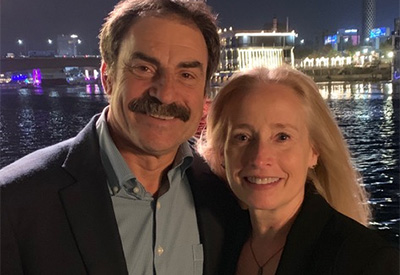 Jeff '80 and Nancy '81 Greenberg