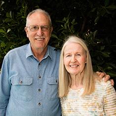 Mike and Linda Powers '67