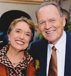 "Harold W. ""Hal"" '67 and Pamela Crist '68 Fuson"