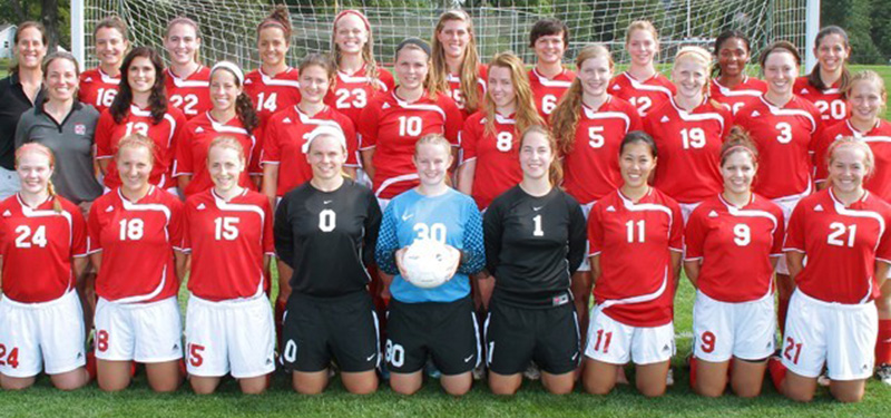 The 2013 Grinnell College women's soccer team