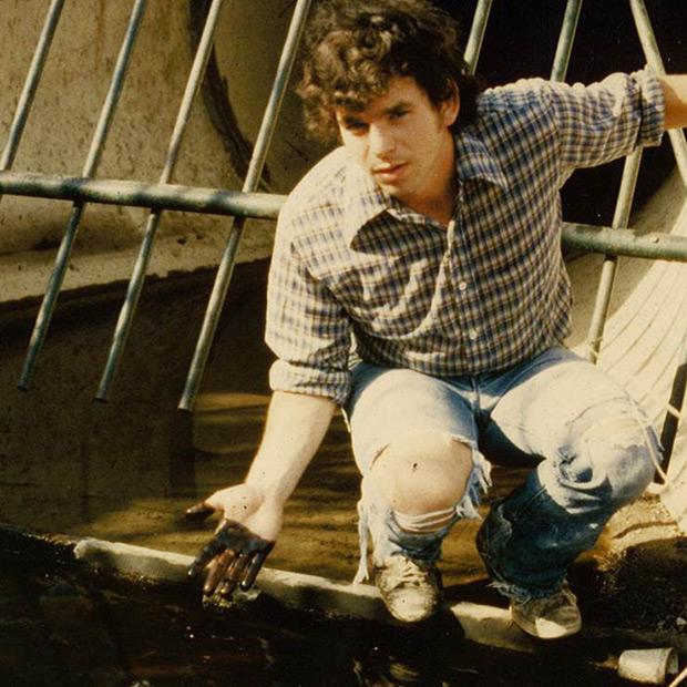 Jonathan Higgins as a student at Arbor Lake