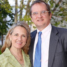 Stephen and Karen Clark
