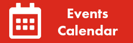 Button: Event Calendar. Icon - stylized calendar grid